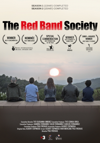 THE RED BAND SOCIETY - Season 2